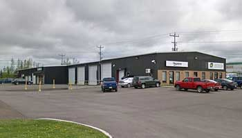Moncton, New Brunswick Location