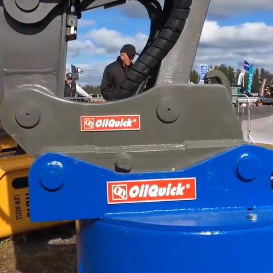 Oilquick-Magnets